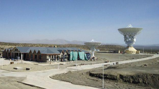 Qué esconde la base espacial china en Neuquen