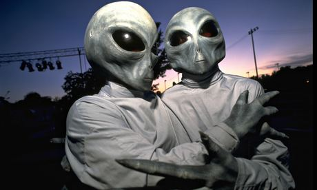 UFO FESTIVAL IN THE USA