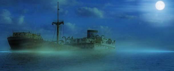 El misterioso barco fantasma del Ártico