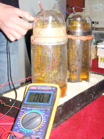 pila karpen 11 - La batería de Karpen generadora de energía infinita