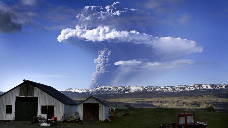 Las posibles consecuencias para el planeta de la creciente actividad volcánica