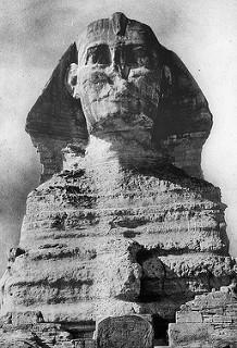 La esfinge de gizeh no es un león, es un perro Anubis