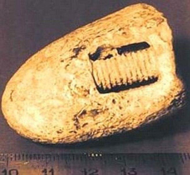 Continua el Misterio del Objeto con Forma ' Tornillo ' de 300 millones de Años de Kaluga , Rusia