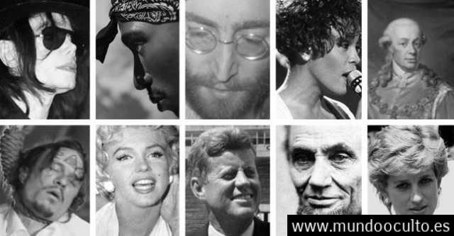 Top 10 de los Asesinatos y / o Sacrificios Illuminati