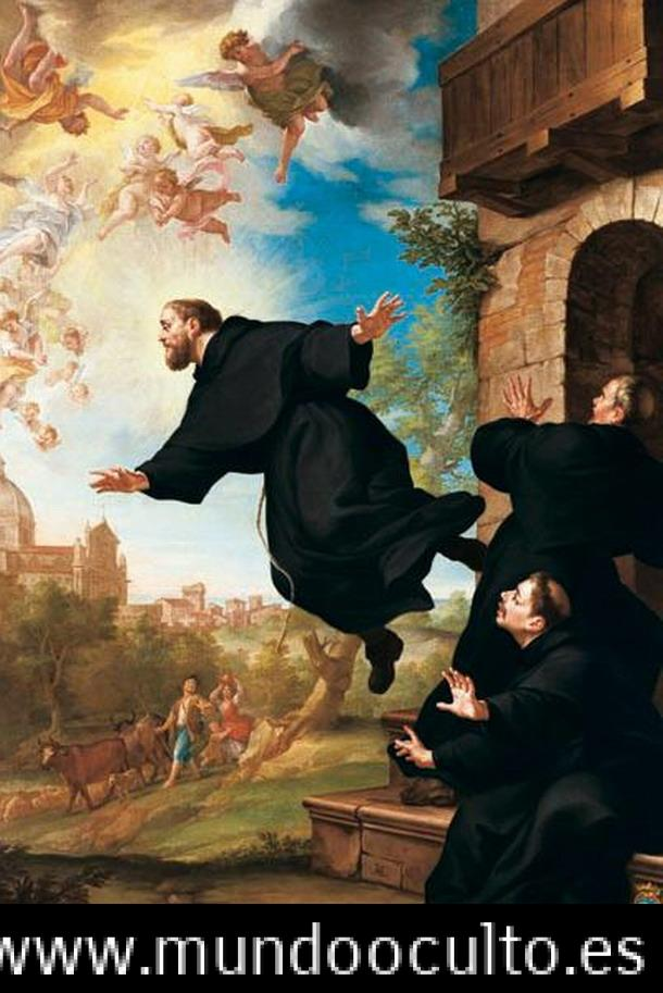 La levitación en la historia un paso en la evolución