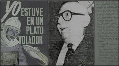 YO ESTUVE EN UN PLATILLO VOLADOR Benjamín Solari Parravicini