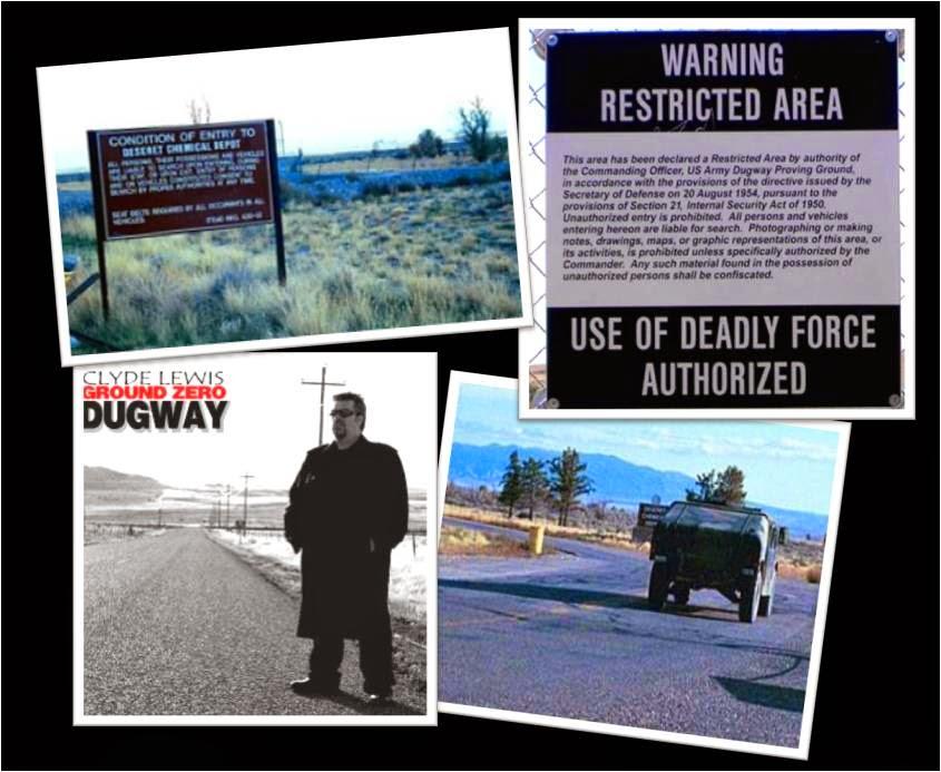 "Area 52 ""La Nueva Area 51"" Dugway Proving Ground"