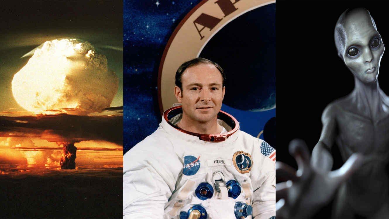 Ex Trabajador De NASA Asegura Que Extraterrestres Hablan Con Astronautas
