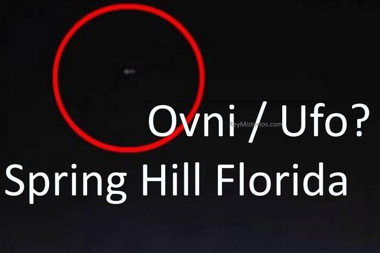 Ovni en Spring Hill Florida
