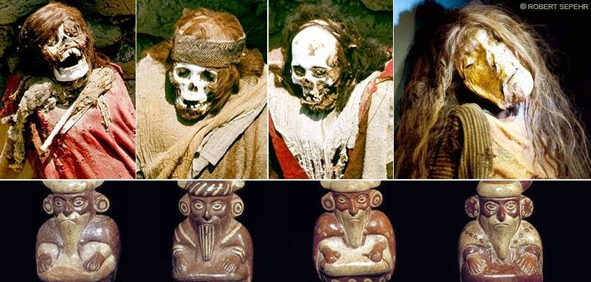 men1 - Los Antiguos Gigantes del Nuevo Mundo