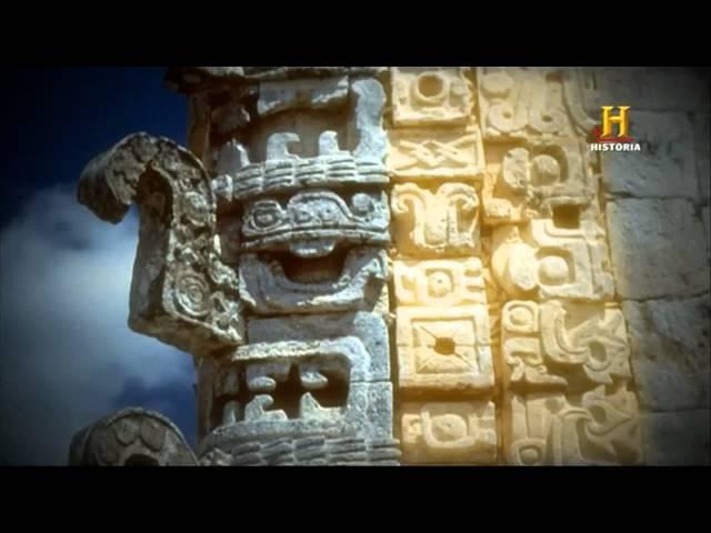 Alienigenas Ancestrales   T4 C1 La conspiracion maya