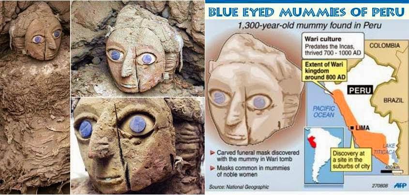 peru mummy21 - Los Antiguos Gigantes del Nuevo Mundo