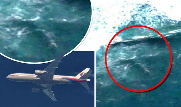 ¿Encontrado en Google Earth 'MH370? – ex hombre de la Fuerza Aérea de los Estados Unidos afirma que este es el avión desaparecido