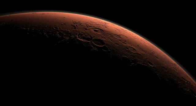 Viajes interestelares, o cómo llegar a Marte en 30 minutos