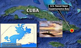 EX-MARINE ASEGURA QUE HAY UNA BASE EXTRATERRESTRE EN CUBA