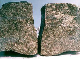 Nakhla El Meteorito de marte que trajo pruebas de vida microbiana