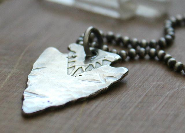 El poder mágico de las puntas de plata