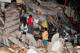 ¿Los terremotos de Ecuador y Japón de abril del 2016 estarán conectados?
