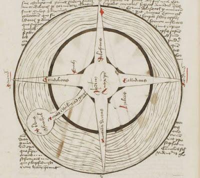 Un manuscrito olvidado del siglo XV desсribe el fin del mundo