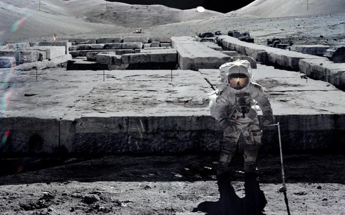 Delatores de la Nasa hablan sobre bases 'alienígenas' en el lado oculto de la Luna
