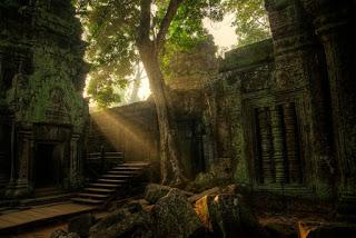 Dinosaurio De Ankor Wat