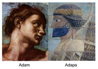 LOS ADANITAS -ADN- A-DAM: