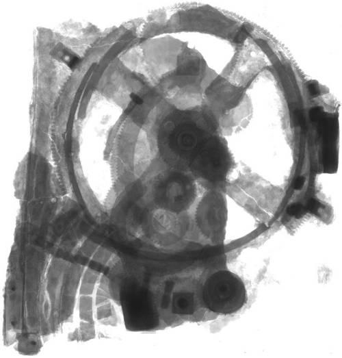 Los engranajes mecánicos del antiguo Perú: Las llaves de la «puerta de los dioses»