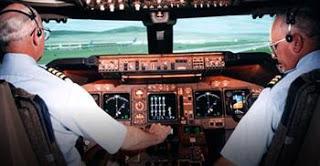 Ovni Con Luces Verdes Pasó Sobre Nuestro Avion, Dicen Los Pilotos Turcos