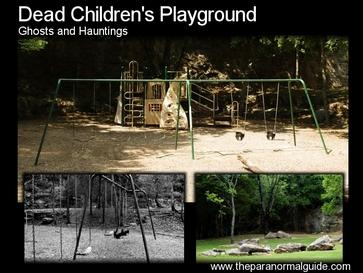 """El """"Parque de los Niños Muertos"""" en Alabama"""