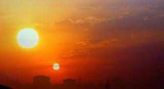 Es el «Segundo Sol» un Sol creado artificialmente?