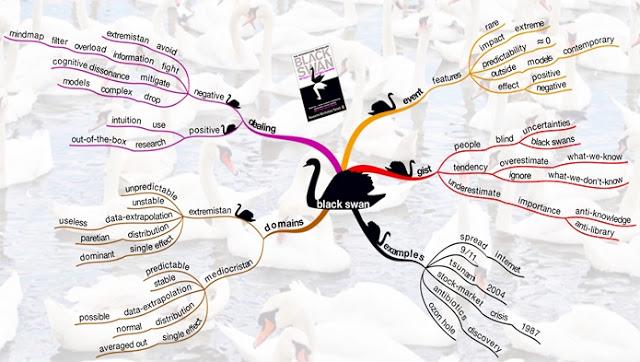 """La economía y la teoría del """"Cisne negro"""""""