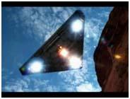 TR3-B, El OVNI Terrestre