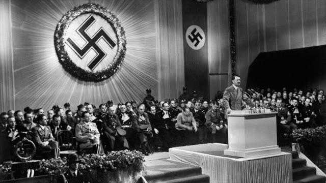 Reserva Federal de EEUU y el Banco de Inglaterra financiaron a la Alemania nazi