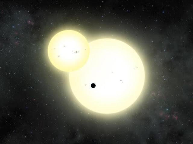 NASA anuncia el descubrimiento de un planeta colosal llamado «Tatooine»