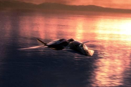 Inteligencia artificial ALPHA vence a los mejores pilotos de combate
