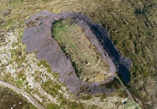 Las fortalezas vitrificadas de Europa, una anomalía geológica y arqueológica sin explicación