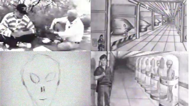 """Ingeniero retirado rompe el silencio: """"Los seres humanos están trabajando con una raza alienígena en el área 51 '"""