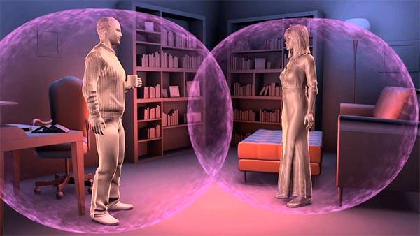 Los Campos morfogenéticos: ¿Todos estamos conectados?