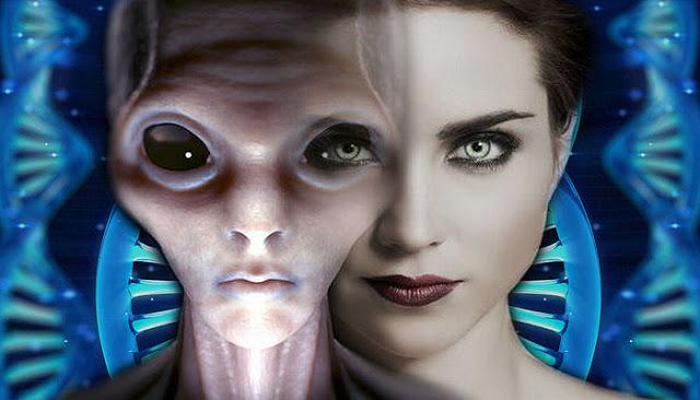 Científico: los extraterrestres híbridos se están expandiendo por toda la Tierra