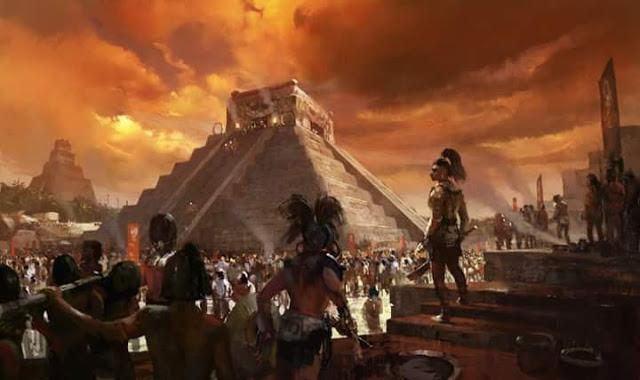 ¿Seres extraterrestres crearon a la raza humana? Libro sagrado de los antiguos Mayas dice SÍ