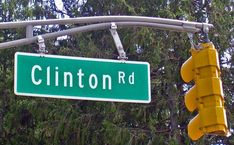 La carretera embrujada Clinton
