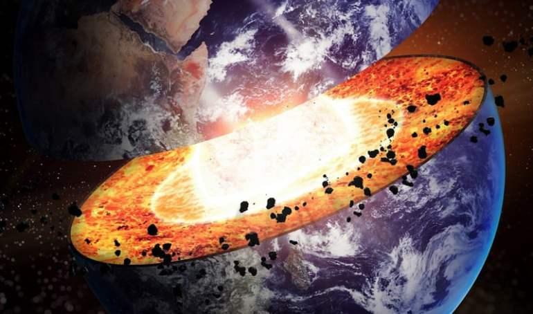 Científicos analizan dos gigantescas estructuras bajo el manto terrestre