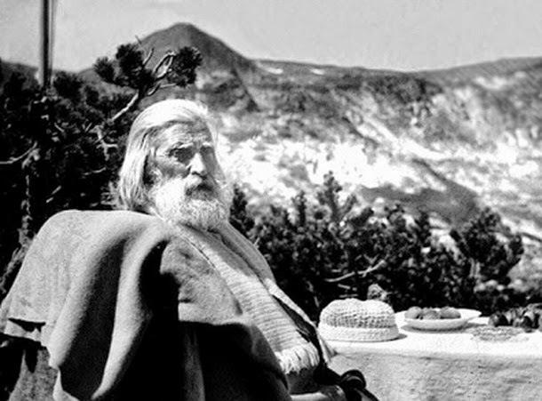 La profecía de Peter Konstantinov Deunov conocido como Beinsa Douno (1986-1944)