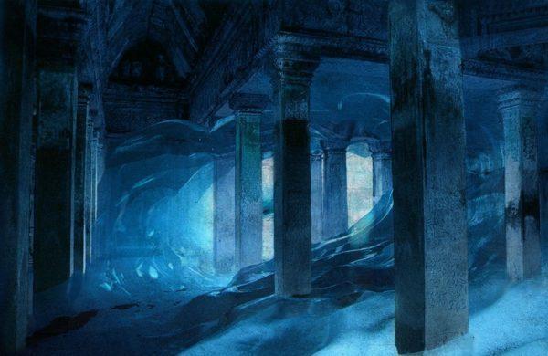 Investigadores afirman: La civilización perdida de la Atlántida está enterrada en el hielo de la Antártida