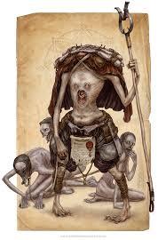 Blemios – Los caníbales sin cabeza.