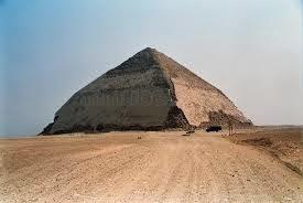 Ovni en la Pirámide de Snefru