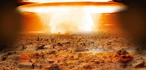 """""""La civilización de Marte fue destruida por bombas nucleares"""""""