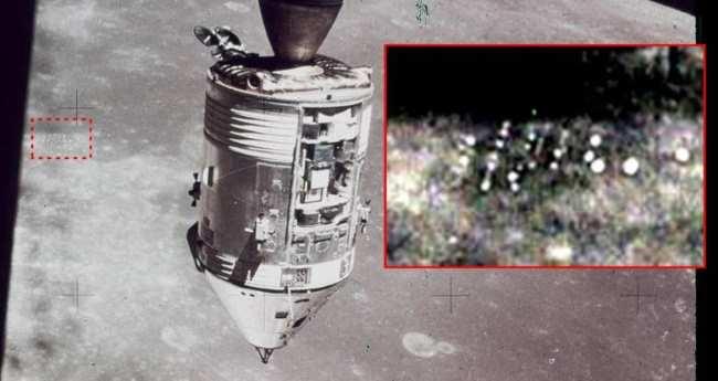 Base Secreta Lunar Revelado por Astronauta