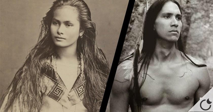 El poder extrasensorial del pelo y como culturas antiguas lo sabian