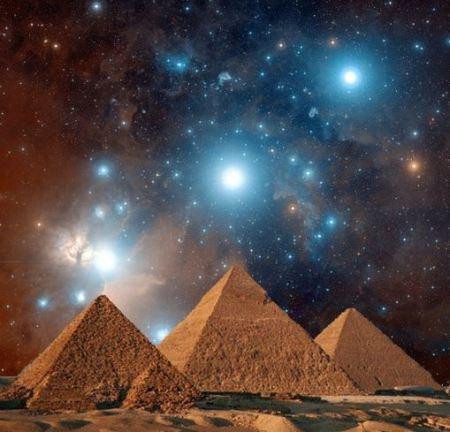 AstrofíSica En El Antiguo Egipto
